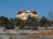 Дом на холме (из цикла