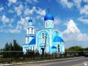 Церковь в п.Затобольск
