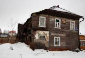 Первый домик на деревне