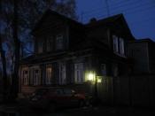Ночной Осташков