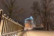 ночью у Башни