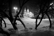 зима на Соборной
