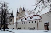 Зима. Вильнюс.