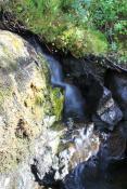 мини водопад