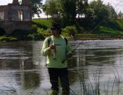 Simply fishing