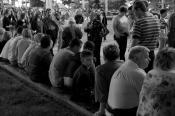В ожидании фейерверка (Витебск, Славянский базар)
