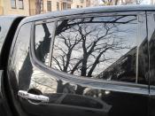 Автомобильные отражения