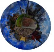 Глобус центра
