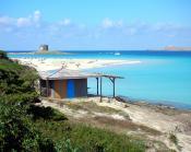 Сардиния - пляж Стинтино