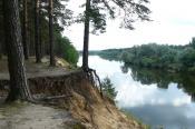 берег Клязьмы