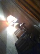 Лампа-книги