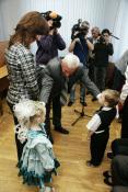 Петрович и дети