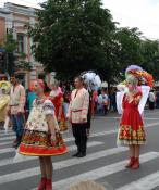 Карнавал по-русски