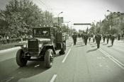 Уралзис на параде 9 мая
