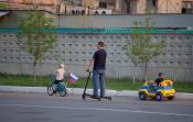 Парад в Гусь-Хрустальном