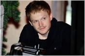 Телеведущий Павел Виноградов