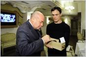Михаил Швыдкой и Егор Бенкендорф