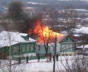 Пожар на Добросельской