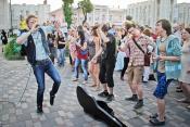 Фестиваль уличной музыки